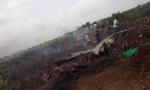 Tiêm kích Su-30 Ấn Độ rơi khi bay thử nghiệm cùng 2 phi công