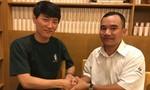 Tài xế taxi Vinasun trả lại tài sản bỏ quên cho cảnh sát Hàn Quốc