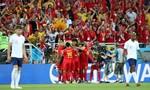 Thắng tối thiểu Anh, Bỉ giành vị trí nhất bảng