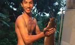 Bắt được cá trê khủng nặng gần 12kg