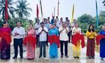 Báo Công an TP.HCM khánh thành cầu nông thôn ở Cà Mau