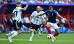 Pháp loại Argentina trong trận đấu có 7 bàn thắng