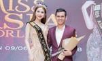 Chi Nguyễn tham gia Hoa hậu Châu á Thế giới 2018