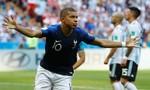 Clip diễn biến chính trận Argentina - Pháp