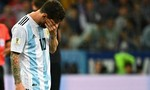 "Sự ""biến mất"" bí ẩn của Lionel Messi"
