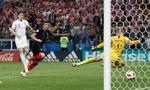 Clip diễn biến chính trận Anh  - Croatia