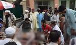 Đánh bom khủng bố ở Pakistan, gần 300 người thương vong