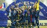 Clip trận chung kết World cup giữa Pháp - Croatia