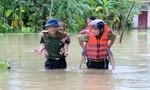 Lực lượng CAND chủ động ứng phó với bão lũ