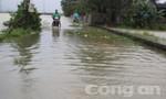 Ứng phó bão số 3 ở Nghệ An: Dân xã Tân Thắng lo vỡ đập