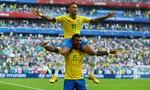 Neymar ghi bàn và kiến tạo đưa Brazil vào tứ kết