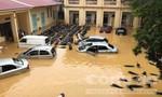 Hình ảnh mưa lũ gây thiệt hại nặng nề ở miền Bắc