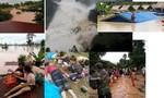 Đập thuỷ điện ở Lào đổ sập: Ít nhất 100 người mất tích