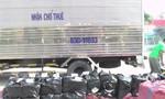 Bắt xe tải chở 20.500 gói thuốc lá lậu lúc rạng sáng