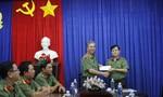 Công an TP.HCM thăm bỏi, tặng quà nhân ngày Thương binh liệt sĩ