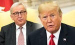 Trump lại 'đổi giọng' nói sẽ bàn thảo với EU để miễn thuế