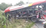 3 người tử vong, 7 người bị thương vụ xe khách va chạm xe đầu kéo