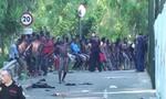 Hơn 700 người di cư 'tràn vào' đồn biên phòng của Tây Ban Nha