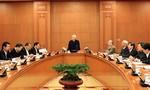 Bộ Chính trị thi hành kỷ luật hai cán bộ lãnh đạo