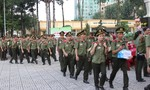 Sinh viên ĐH An ninh lên đường tham gia mùa hè xanh
