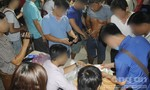 Đột kích ổ cá độ bóng đá quy mô lớn ở Sài Gòn