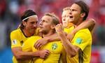 Thắng may mắn Thụy Sỹ, Thụy Điển vào tứ kết sau 24 năm