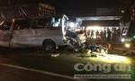 Tai nạn liên hoàn giữa 4 ô tô, 12 người thương vong