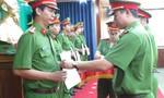 Hơn 100 CBCS Phòng Cảnh sát hình sự được thăng hàm, nâng lương