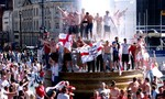 Người Anh sống lại giấc mơ vô địch thế giới!