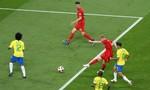 Clip diễn biến chính trận Brazil - Bỉ
