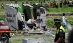 Nổ kho pháo liên hoàn ở Mexico, 59 người thương vong