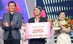 Nghệ sĩ Bảo Trí và Kim Tuyết trở thành Quán quân Gia đình nghệ thuật