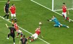 Clip trận Nga - Croatia
