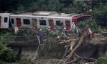 Hình ảnh mưa lũ ở Nhật khiến ít nhất 27 người chết, hơn 50 người mất tích