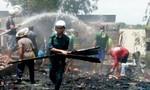 8 căn nhà phát hỏa, thiệt hại hơn nửa tỷ đồng