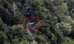 Trực thăng cứu hộ chở 9 người rơi ở Nhật Bản