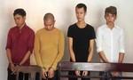 Bắt 4 kẻ hỗn chiến tại quán karaoke gây chết người