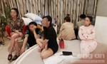 """""""Nam thanh nữ tú"""" phê ma túy trong khách sạn ở Sài Gòn"""