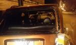 Xe tải tông ô tô 4 chỗ, nhiều người thoát chết