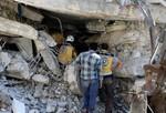 Ít nhất 40 người chết vì kho đạn ở Syria phát nổ