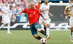 David Silva chia tay đội tuyển Tây Ban Nha
