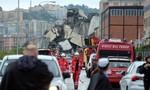 Khung cảnh như 'ngày tận thế' vụ sập cầu ít nhất 22 người chết