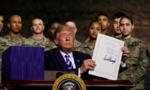 Trump phê chuẩn dự luật quốc phòng khiến Trung Quốc nổi đoá