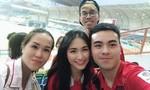 Hoà Minzy lên tiếng về việc sang Indonesia cổ vũ Công Phượng