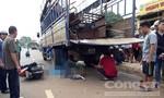 Tông đuôi xe tải đậu bên đường, người đàn ông tử vong tại chỗ