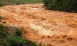 Kon Tum di dời 70 hộ dân vùng sạt lở