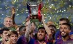 Barcelona vô địch 6 lần liên tiếp cúp Joan Gamper