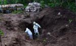 Quân đội Mexico phát hiện 50 tấn tiền chất ma túy chôn trên núi