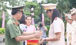 Đoàn Thanh niên Công an TP.HCM: Tuyên dương cán bộ chiến sĩ trẻ tiêu biểu