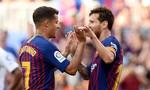 Messi lập cú đúp, Barca thắng đậm Alaves